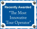 Most Innovative Tour Operators