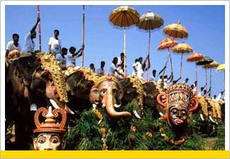 Festivals of Onam
