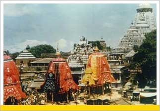 Puri in Orissa, Heritage Tourism in Orissa, Travel Attractions of